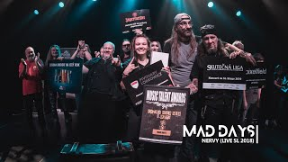 Video Mad Days - Nervy (Live)