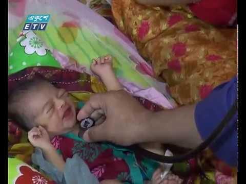 নোয়াখালীতে আশংকাজনক হারে বেড়েছে শিশুরোগ