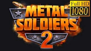 Metal Soldiers 2 Game Review 1080P Official Play365