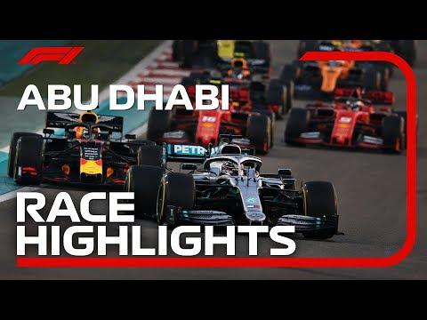 Download 2019 Abu Dhabi Grand Prix: Race Highlights HD Mp4 3GP Video and MP3