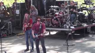 DOOBIE BROTHERS *EYES OF SILVER*  B.R. Cohn Winery, SONOMA 9/22/13