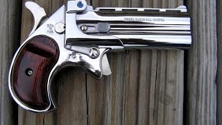 Derringer Cobra Arms .38 special