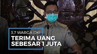 Sebanyak 3,7 Juta Warga Terdampak Corona di Jakarta akan Dapat Bantuan Rp1 Juta