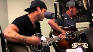 "Parmalee perform ""Close Your Eyes"" Live at Thunder 106"
