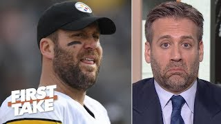 Ben Roethlisberger's extension with the Steelers is foolish, premature - Max Kellerman   First Take