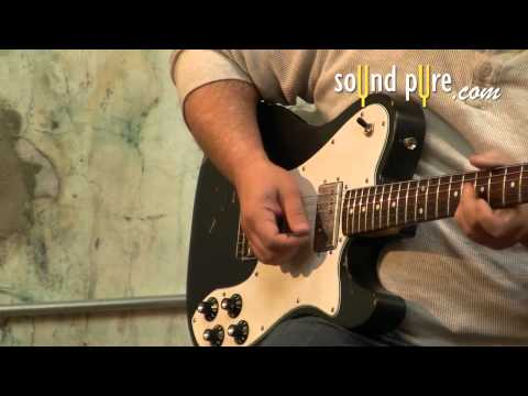 Telecaster Jazz Tone Demo