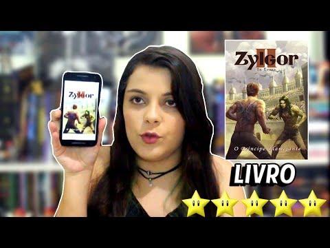 Zylgor - O Príncipe Flamejante - Lu Evans | Resenhando