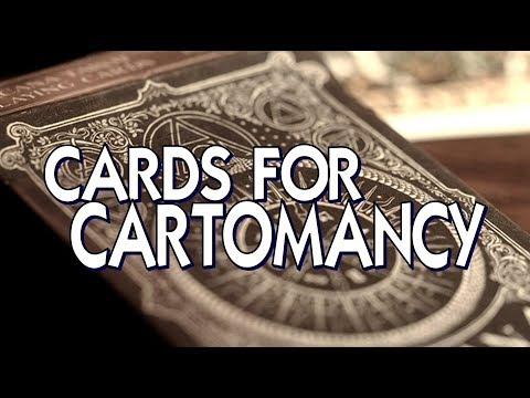 Top 3 Decks - Best Cartomancy Playing Cards