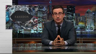 Fashion: Last Week Tonight with John Oliver (HBO)