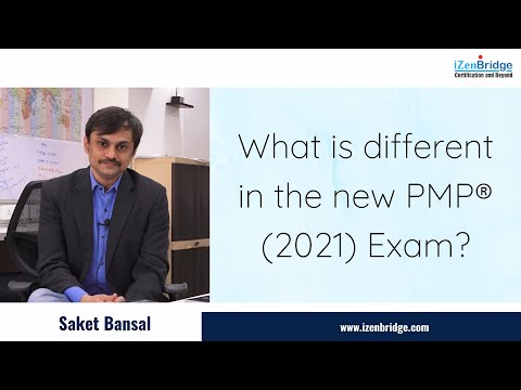 What is different in the new PMP® (2021) Exam? - YouTube