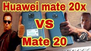 Мобильный телефон Huawei Mate 20 X 256GB