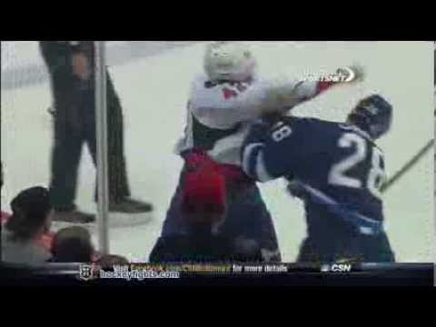 Tom Wilson vs Patrice Cormier