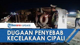 Ada 2 Dugaan Penyebab Kecelakaan di Tol Cipali hingga Menewaskan 8 Orang, Polisi: Masih Didalami