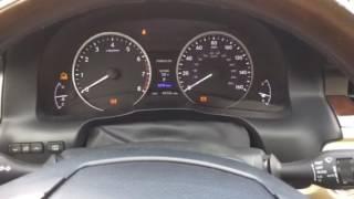 Lexus Maintenance Light Reset Proceedures - Auto Repair Series