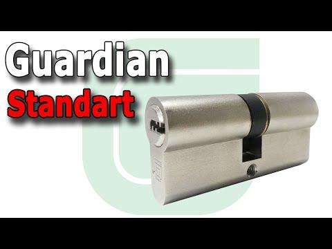 Цилиндры гардиан серии Standart
