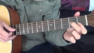 Hanggang Ngayon (by Ogie And Regine) Guitar Tutorial Fingerstyle Cover