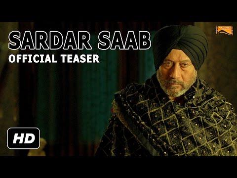 Sardar Saab Movie Teaser  Jackie Shroff