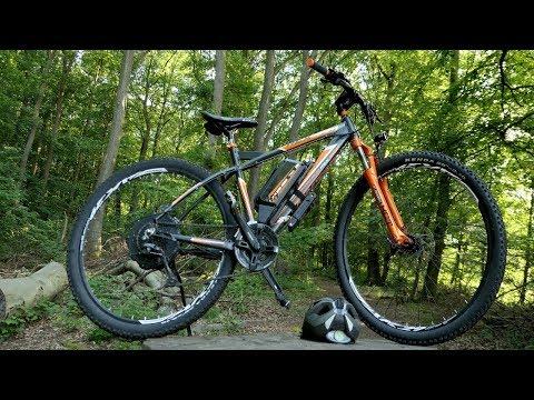 REX Bergsteiger 6.8 mein neues E-Bike ich Teste