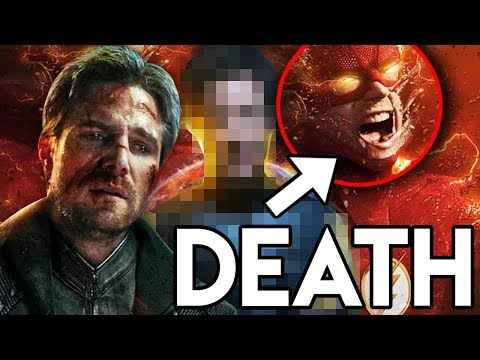 The Flash DEATH Theory and *SPOILER* RETURNING? - The Flash Crisis Crossover Teaser