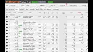 Getting Started With Our Sports Betting Software&Systems - Sports Insights Video