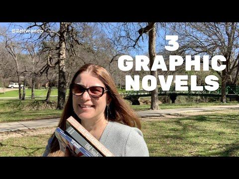 3 Graphic Novels