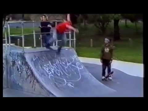 GLEN WAVERLEY SKATE PARK COMP