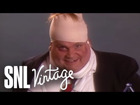 Chris Farley and the Colombian Decaffeinated Coffee Crystals