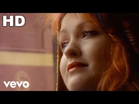 Cyndi Lauper - Time After Time video