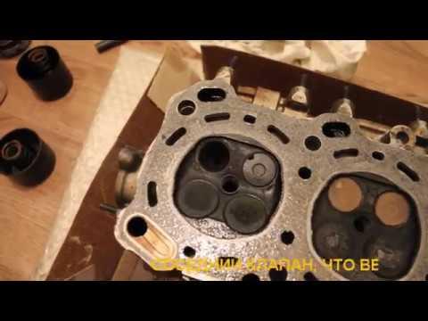 Ремонт головки блока Suzuki Escudo TD11W