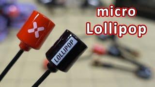 Foxeer Micro Lollipop Antenna Review ????