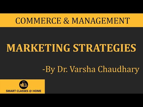 Marketing Strategies(MBA)