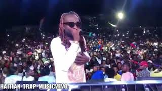 Ti Babas  - Diss Ted Bounce & Chiwawa Live (Haitian Big Bang 2018)