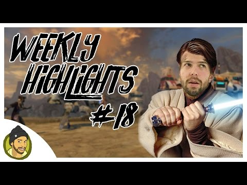 JEDI Decit | Weekly Highlight #18