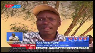 Waziri wa Kilimo Franklin Bett aeleza bei ya unga itashukishwa baada ya mwezi mmoja: Dira ya Wiki p1