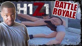 Battle Royale H1Z1 Gameplay - I DONT' UNDERSTAND  | H1Z1 BR Gameplay
