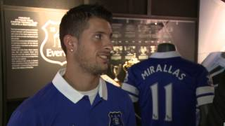 EVERTON OUTTAKES II: July-August 2013 (FUNNY!)