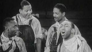 The Charioteers - Darktown Strutters' Ball