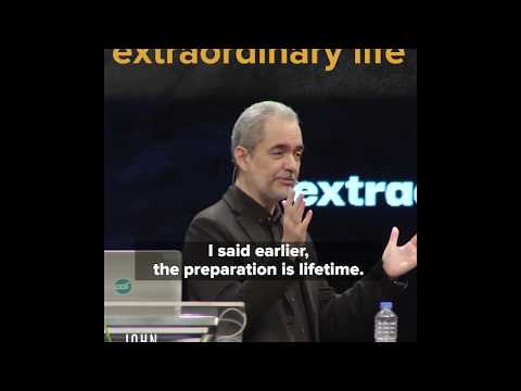The Key to An Extraordinary Life - Ricky Sarthou - Extraordinary Snippets