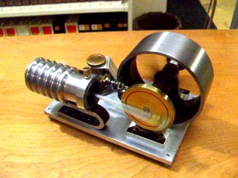 Flame Gulping Engine
