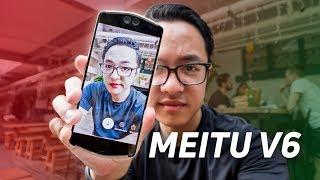 Meitu V6: The selfie phone you've never heard of
