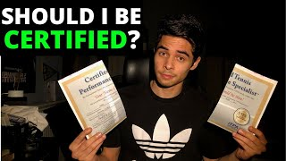 Do I Need A Certification to Coach Tennis?