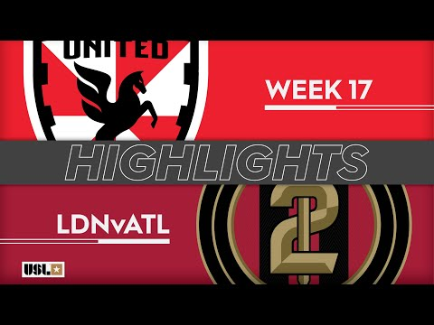 Loudoun - Atlanta United 2 2:1. Видеообзор матча 29.06.2019. Видео голов и опасных моментов игры