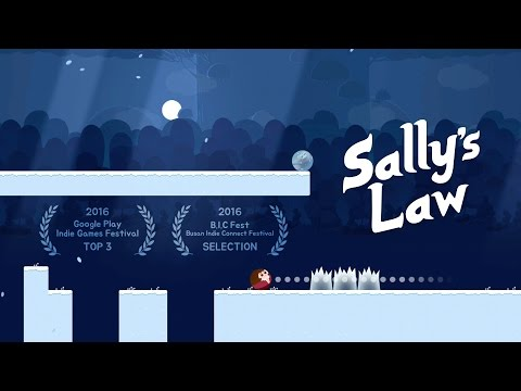 Sally's Law is On Sale Now