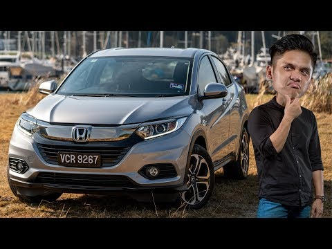 FIRST DRIVE: 2019 Honda HR-V Hybrid Malaysian review