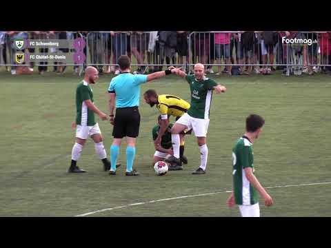 FC Schoenberg VS FC Châtel St Denis