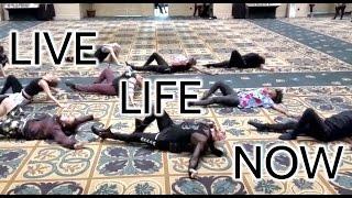 "Cheryl ""Live Life Now"" Choreography - Pulse Atlantic City"