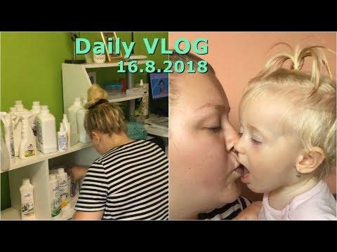 Daily Vlog | 16.8.2018