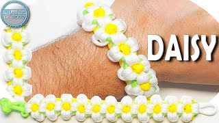 DIY Paracord Bracelet Daisy World Of Paracord How To Make Paracord Bracelet Daisy