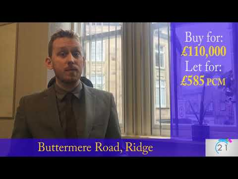 6.3% gross yield on this Ridge, Lancaster property