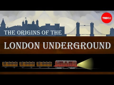 How the world's first subway system was built – Christian Wolmar